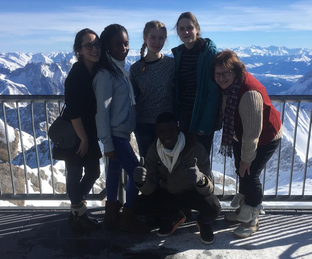 Zugspitze Student Exchange 2019
